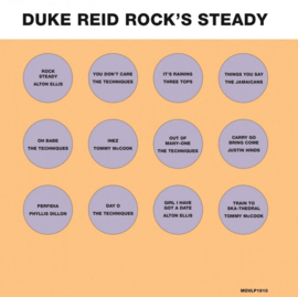 VARIOS ARTISTS - DUKE REID ROCK'S STEADY
