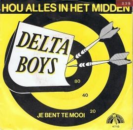 DELTA BOYS - HOU ALLES IN HET MIDDEN