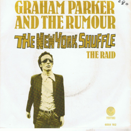 GRAHAM PARKER AND THE RUMOUR - THE NEW YORK SHUFFLE