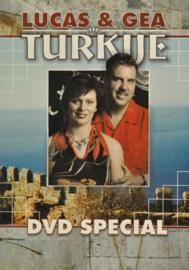 LUCAS & GEA - IN TURKIJE  DVD SPECIAL