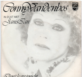 CONNY VANDENBOS - DON'T LEAVE TONIGHT