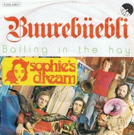 SOPHIE`S DREAM  buurebüebli