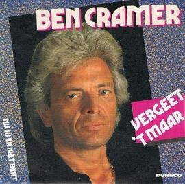 BEN CRAMER - VERGEET 'T MAAR