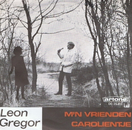 LEON GREGOR - M'N VRIENDEN