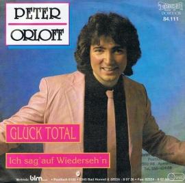 PETER ORLOFF  glück total