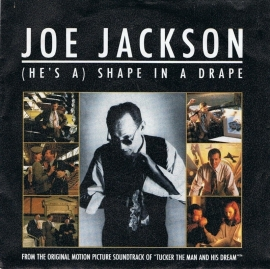 JOE JACKSON - SHAPE IN A DRAPE