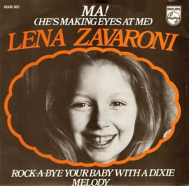 LENA ZAVARONI - MA ( HE'S MAKING EYES AT ME)