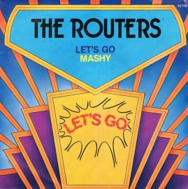 ROUTERS THE  let`s go