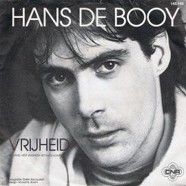 HANS DE BOOY - VRIJHEID