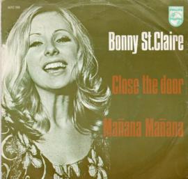 BONNY ST. CLAIRE - CLOSE THE DOOR