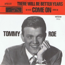 TOMMY ROE  come on