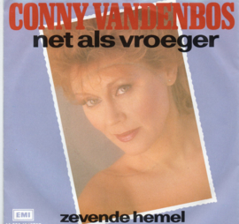 CONNY VANDENBOS - NET ALS VROEGER