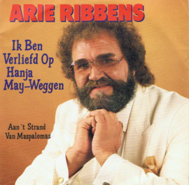 ARIE RIBBENS - IK BEN VERLIEFD OP HANJA MAY-WEGGEN