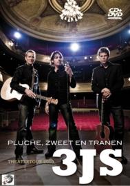 3Js - Pluche, zweet & tranen theatertour