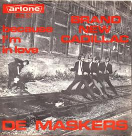 MASKERS DE - BRAND NEW CADILLAC (1966)