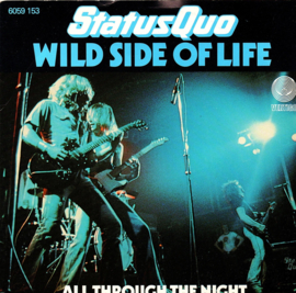 STATUS QUO - WILD SIDE OF LIVE