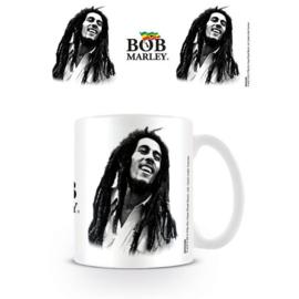 BOB MARLEY - B&W