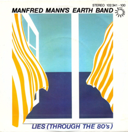 MANFRED MANN'S EARTH BAND - LIES ( trouhg the 80's)