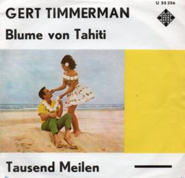 GERT TIMMERMAN - BLUME VON TAHITI