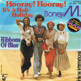 BONEY M - HOORAY HOORAY IT'S A HOLI HOLIDAY