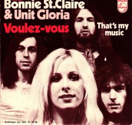BONNIE ST.CLAIRE & UNIT GLORIA  - VOULEZ-VOUS