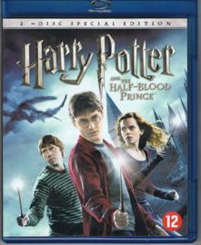 Harry Potter En De Halfbloed Prins (Blu-ray)