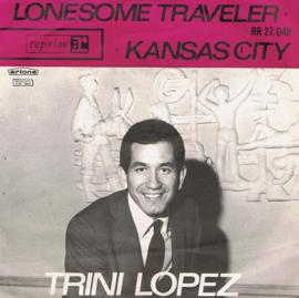 TRINI LOPEZ - LONESOME TRAVELER