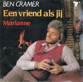 BEN CRAMER - EEN VRIEND ALS JIJ