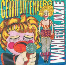 GERRIT UITENBERG - WANNEER IK JOU ZIE