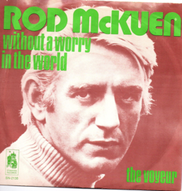 ROD McKUEN - WITHOUT A WORRY IN THE WORLD