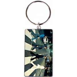 THE BEATLES = ABBEY ROAD= KEYRING