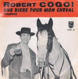 ROBERT COGOI - une biere pour mon cheval