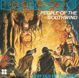 KANSAS - PEOPLE OF THE SOUTHWIND