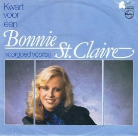 BONNIE ST. CLAIRE - KWART VOOR ÉÉN