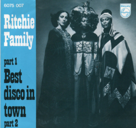 RITCHIE FAMILY - BEST DISCO IN TOWN