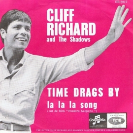 CLIFF RICHARD - TIME DRAGS BY