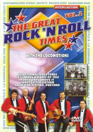 LOCOMOTIONS - THE GREAT ROCK 'N ROLL TIMES VOL 2