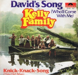 KELLY FAMILY  david`s song