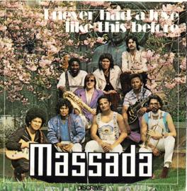 MASSADA - I NEVER HAD A LOVE LIKE THIS BEFORE