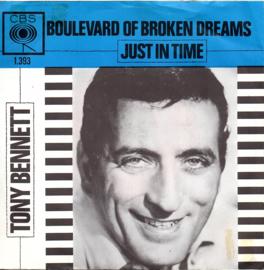 TONY BENNETT - BOULEVARD OF BROKEN DREAMS