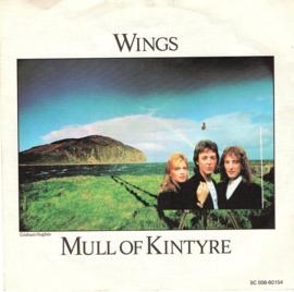 WINGS - MULL OF KINTYRE
