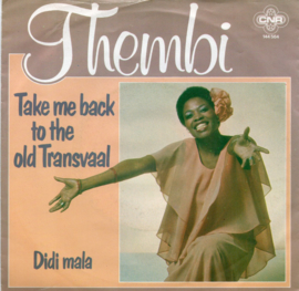 THEMBI - TAKE ME BACK TO THE OLD TRANSVAL