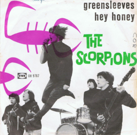SCORPIONS THE - GREENSLEEVES