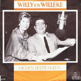 WILLY EN WILLEKE ALBERTI - LACHEN , BEETJE HUILEN