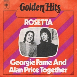 GEORGIE FAME AND ALAN PRICE  golden hits