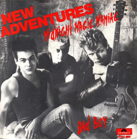 NEW ADVENTURES - MIDNIGHT MAGIC MANIAC