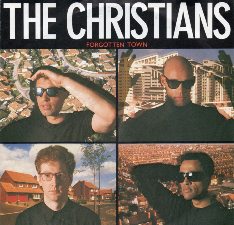 CHRISTIANS THE - FORGOTTEN TOWN