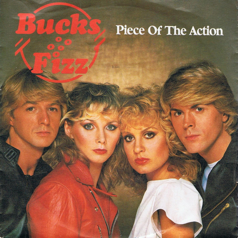 BUCKS FIZZ - PIECE OF THE ACTION