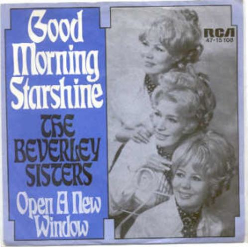BEVERLEY SISTERS THE - GOOD MORNING STARSHINE