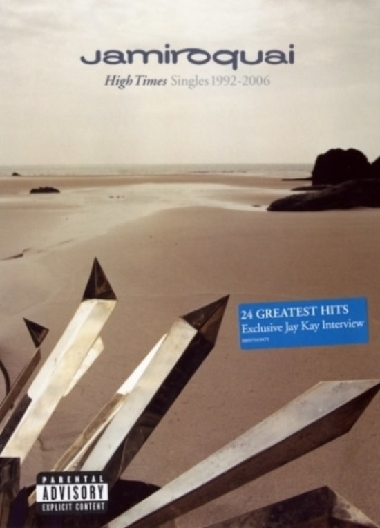JAMIROQUAI - HIGH TIMES SINGLES 1992 - 2006